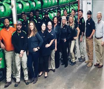 Our Incredible SERVPRO Team