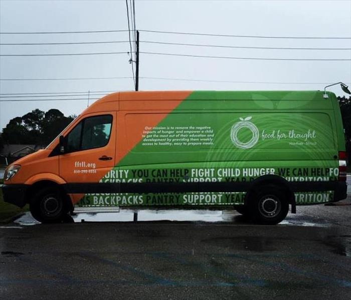 Norma The Food For Thought Van