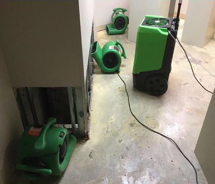 Commercial Water Damage In Fort Walton Beach