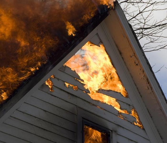 Fire Damage Let The Certified Team Restore Your Miramar Beach Home After A Fire