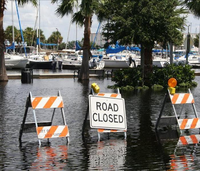 Storm Damage Santa Rosa Beach Flooding Woes? SERVPRO Can Bring Back Your Smile!